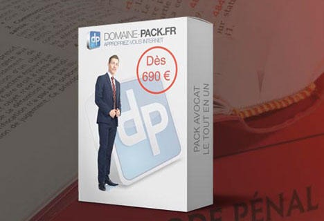 Pack Site Web Avocat