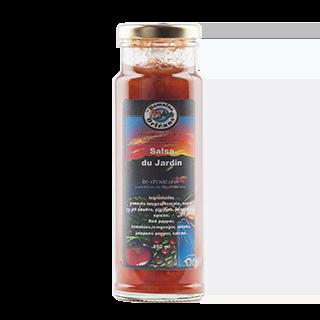 salsa du jardin