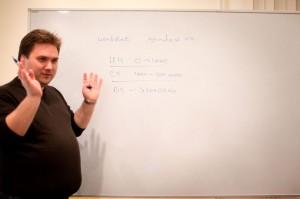 Валерий Домашенко. Групповая консультация по интернет-бизнесу.