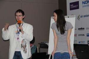 Казахстанская интернет-неделя: команда yvision.kz