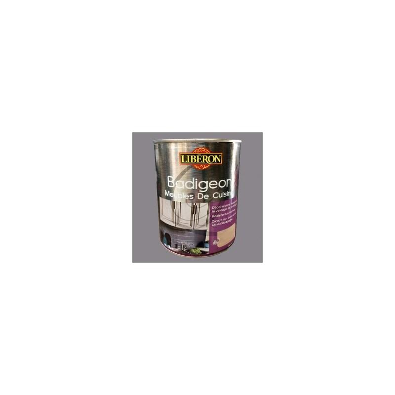 badigeon meubles de cuisine liberon 1l en promotion