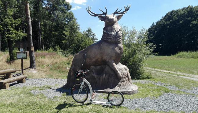 socha jelena Michala Olšiaka
