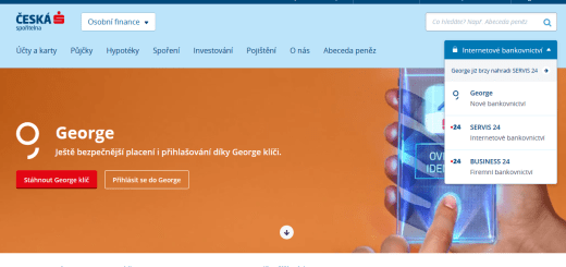 vybrat Servis24 nebo George?