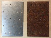 How to Rust Galvanized Steel  Domenick Naccarato