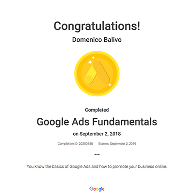 GoogleAdsFundamentals
