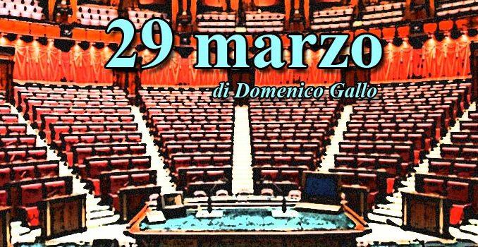 29 marzo, referendum e riforma