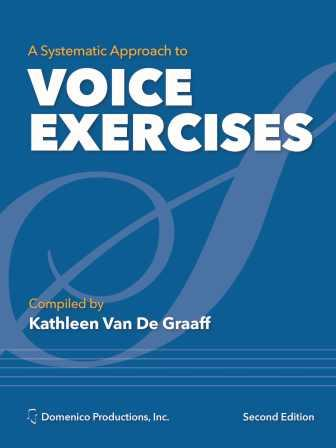 A Systematic Approach to Voice Exercises