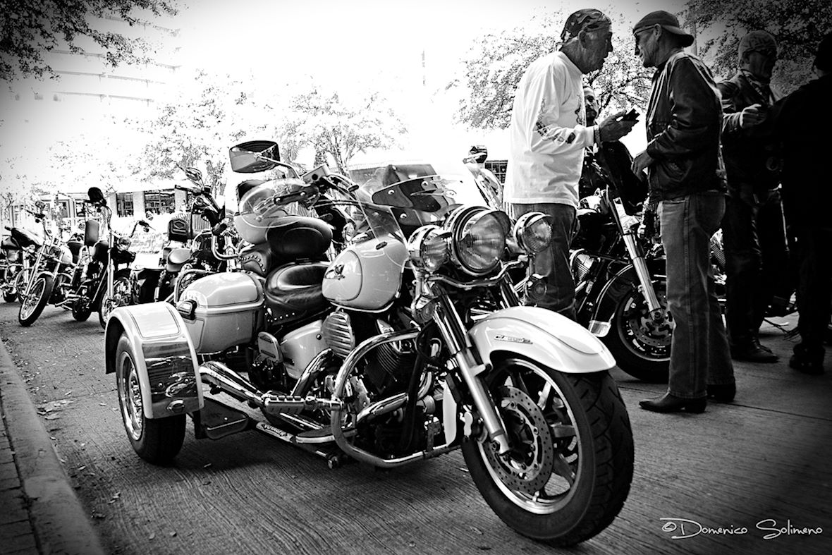 ©19th Annual Steve Ray Vaughan - Remember Ride And Concert