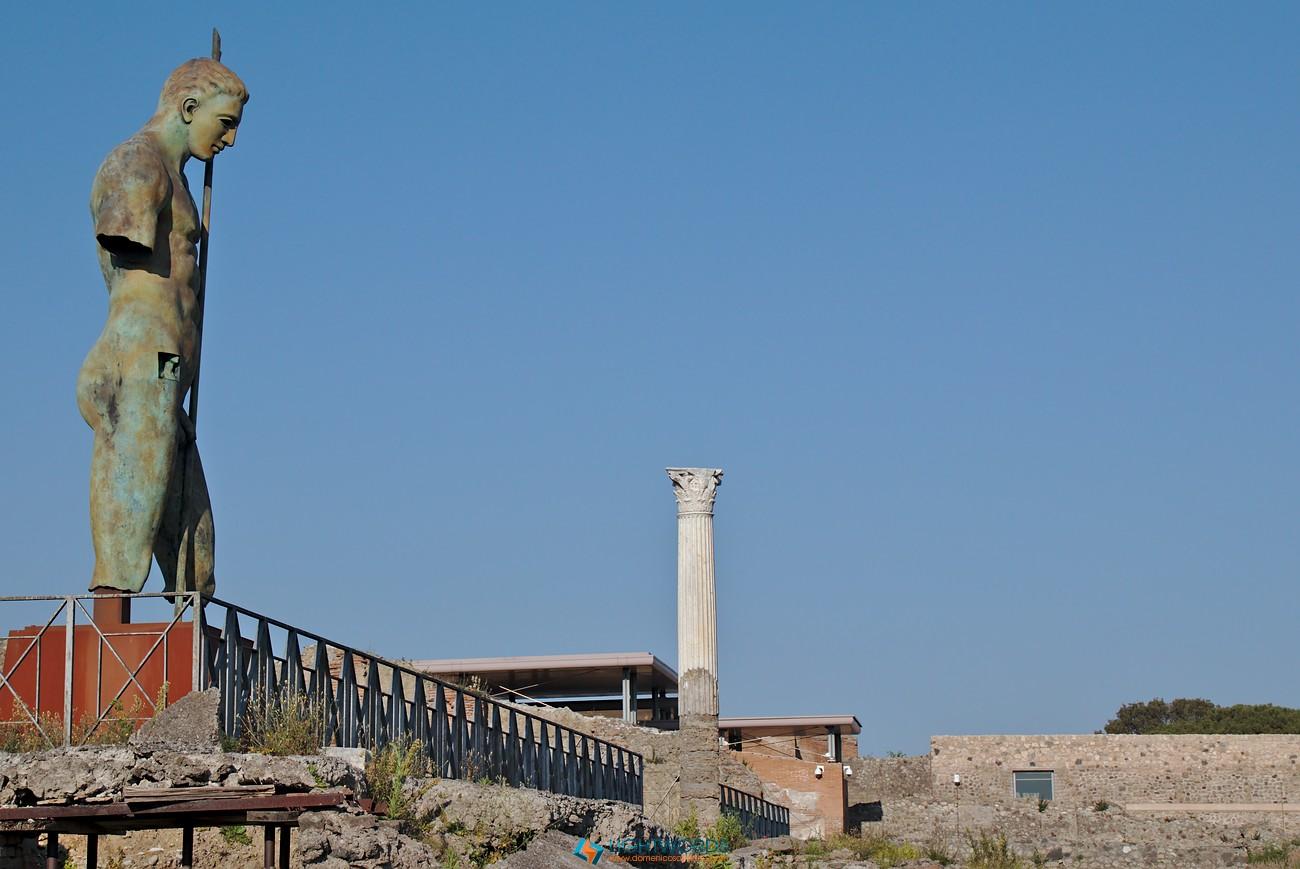 Scavi di Pompei 2019 - IGOR MITORAJ