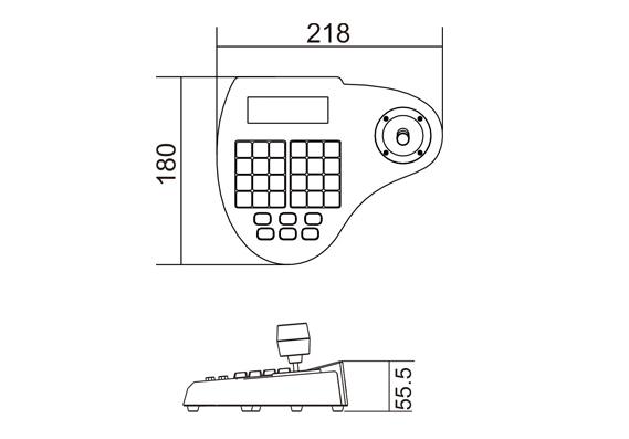 K72 Mini Keybord|KEYBOARD CONTROLLER|Domenor Supply:info