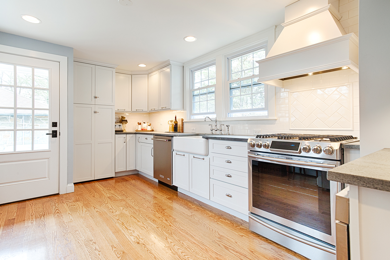 Kitchen Redesign  Domers Construction