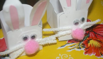 15 handmade easter craft gifts domesblissity easy kindy teacher easter gifts bunny baskets negle Images