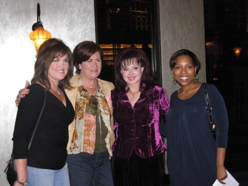 Maureen, Mary, Naomi, Erin