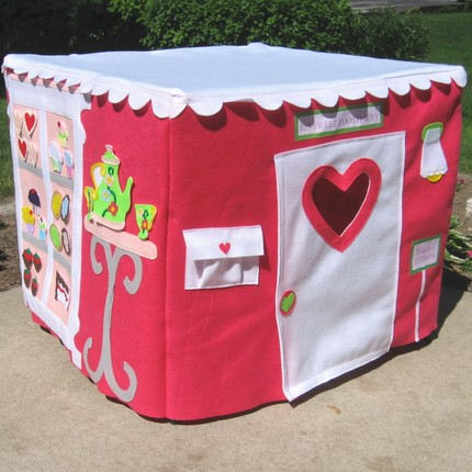 Cupcake Playhouse