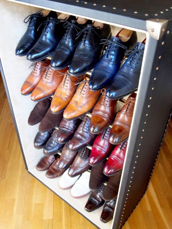 12 Shoe Organization Ideas  Domestically Speaking