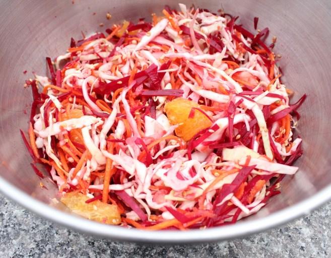 asian-beet-slaw-preparation