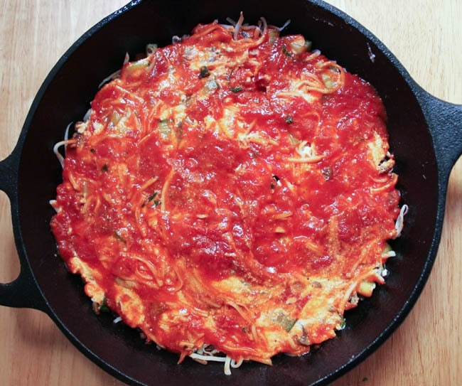 skillet-lasagna-with-turkey-sausage-and-vegetables-step-7