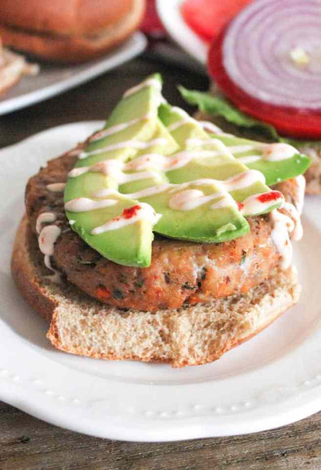 Sweet-Potato-and-Black-Bean-Turkey-Burgers-with-Sriracha-Lime-Crema-3