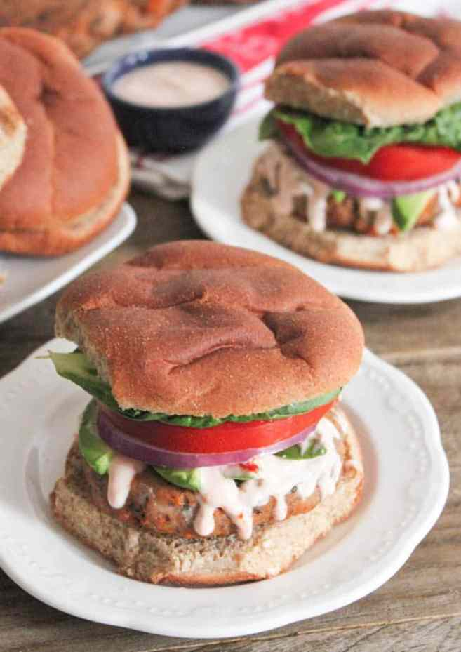 Sweet-Potato-and-Black-Bean-Turkey-Burgers-with-Sriracha-Lime-Crema-4