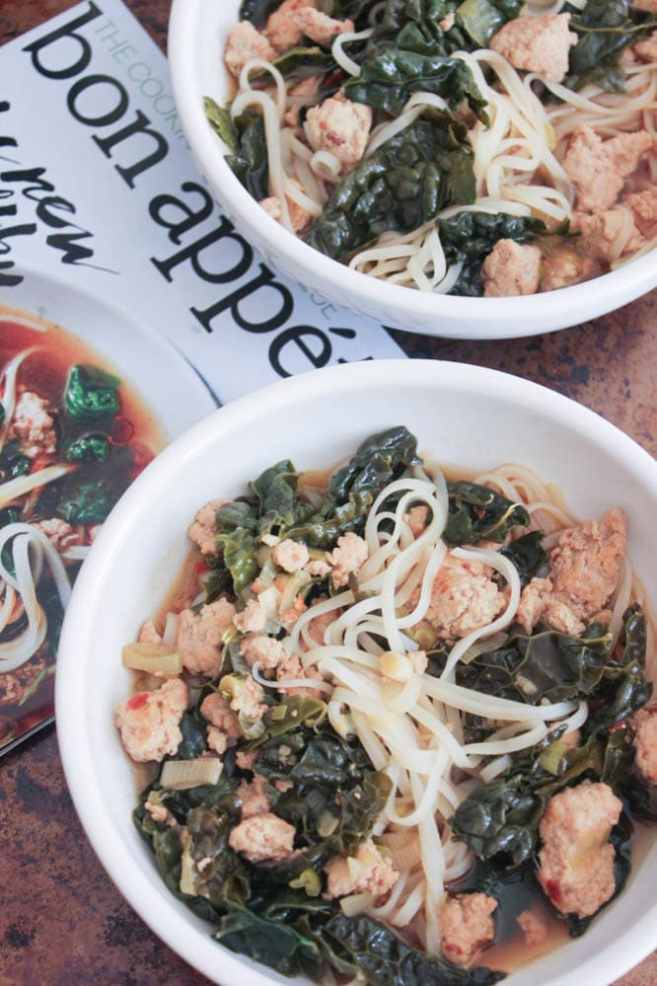 Brown-Rice-Noodle-Soup-With-Spicy-Pork-and-Kale-6