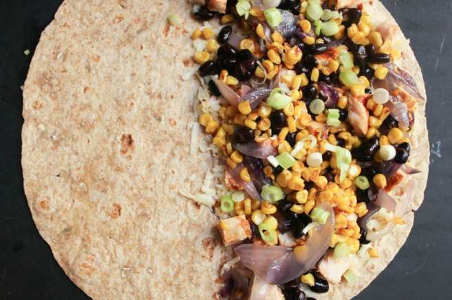 Spicy-Chicken-Quesadillas-with-Corn-Black-Beans-and-Caramelized-Onions-step-9