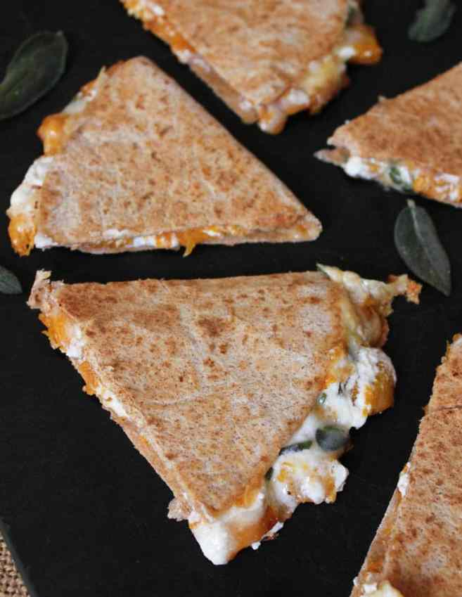 Roasted-Butternut-Squash-Quesadillas-with-Goat-Cheese-and-Crispy-Sage-4