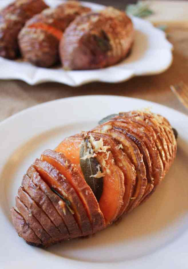 Hasselback-Sweet-Potatoes-with-Sage-and-Parmesan-6