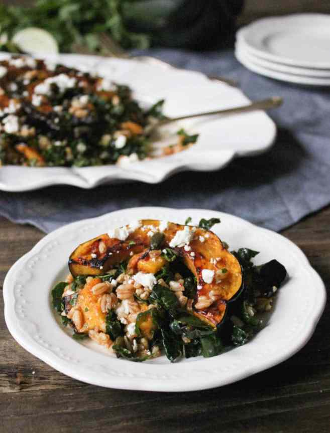 farro-with-chipotle-glazed-acorn-squash-kale-pepitas-feta-4