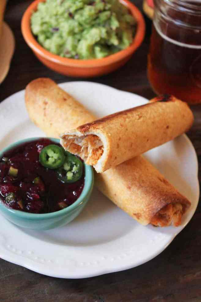 thanksgiving-leftovers-turkey-sweet-potato-taquitos-jalapeno-cranberry-salsa-6