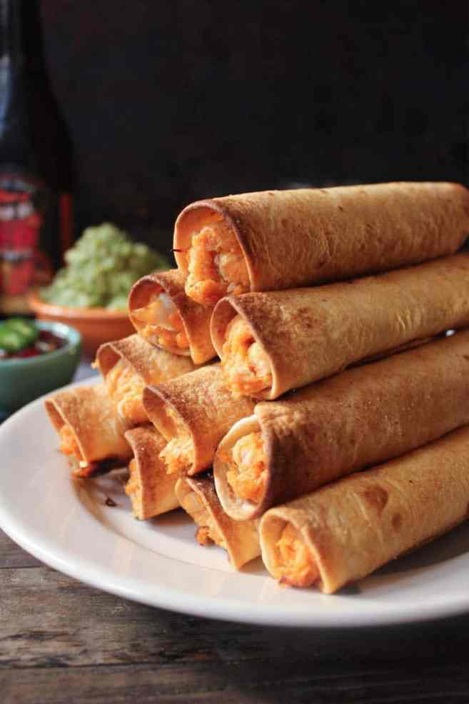 turkey-and-sweet-potato-baked-taquitos-with-jalapeno-cranberry-sauce-2