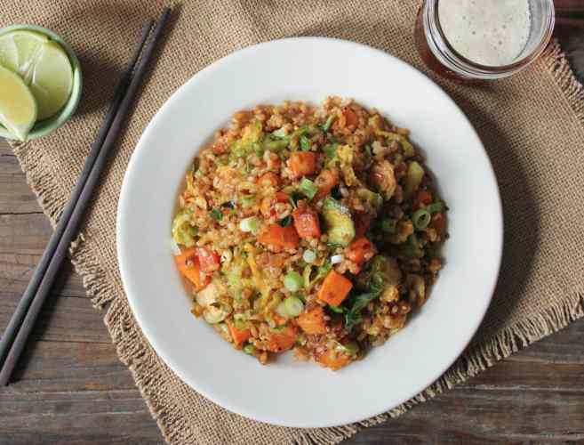 healthy-butternut-squash-and-brussels-sprouts-fried-rice-7