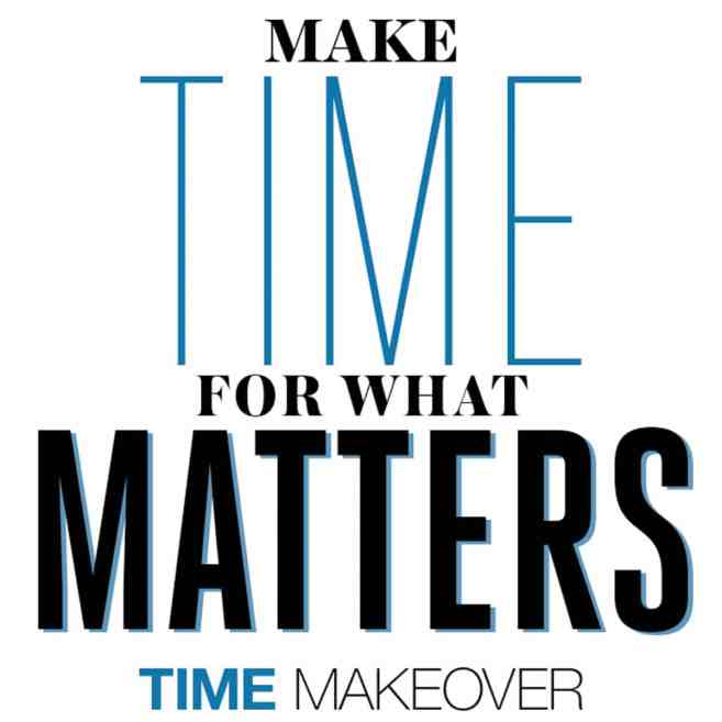 Make-Time-For-What-Matters-Self-Magazine-Time-Makeover