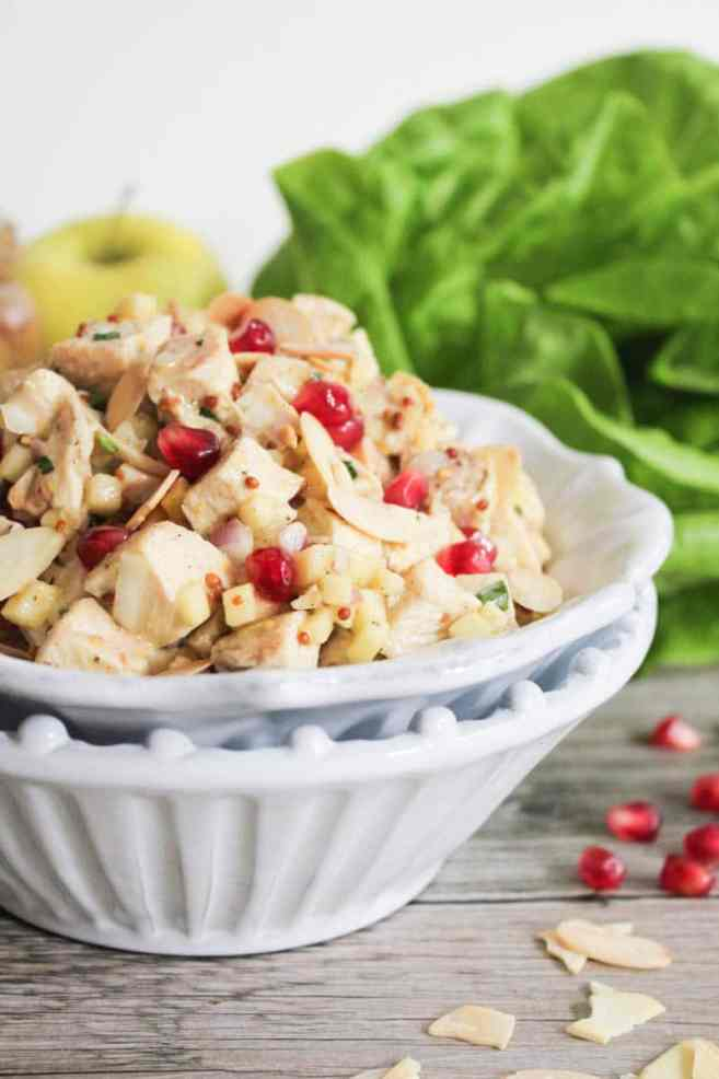 lemon-dijon-chicken-salad-with-pomegranate-apples-toasted-almonds-2