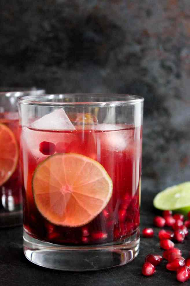 pomegranate-vodka-gimlet-recipe-video