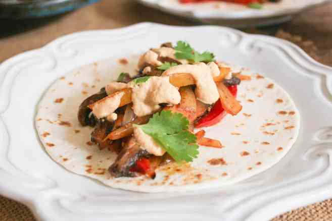 vegan-portobello-fajitas-with-chipotle-cashew-cream-7