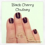 Black Cherry Chutney
