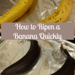How to Ripen a Banana Quickly