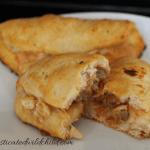Mini Sausage Calzones