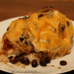 BBQ Chicken Bake