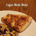 Cajun Mahi Mahi