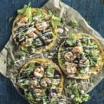 Tex-Mex Shrimp Tacos