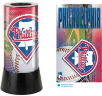 Philadelphia Phillies - NFL Rotating Lamp