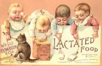 A History of Baby Formula  How Emergency Baby Food Became ...
