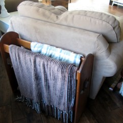 Living Room Blanket Holder Fancy Furniture The Debrowning Of Domestic Imperfection Brown