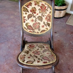 Antique Sewing Chair Cynthia Rowley Dumpster Rocker Domestic Imperfection