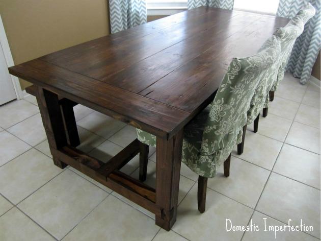 Best Wood For Farmhouse Table