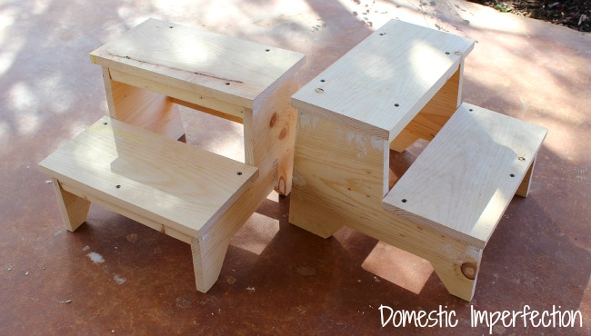 Pdf Download Wood Step Stool With Handle Plans Plans