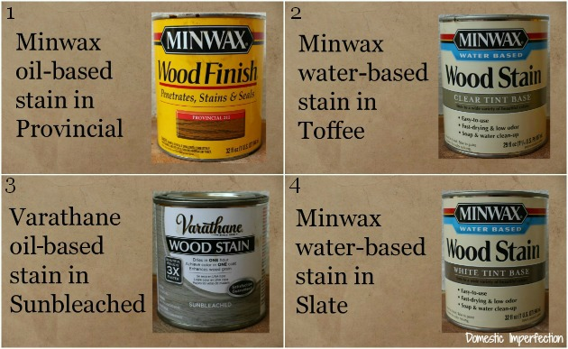 How Long For Minwax Stain To Dry
