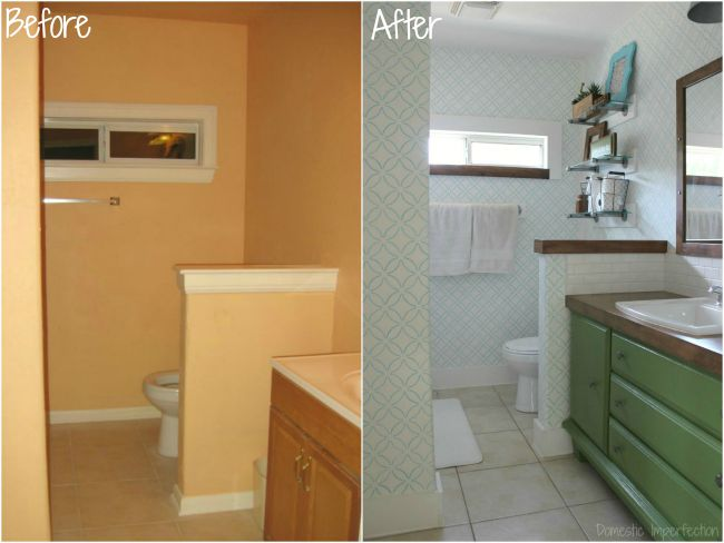 Inspiration 80+ Cheapest Bathroom Remodel Decorating