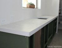 Ardex Concrete Countertop. How To Pour And Install ...